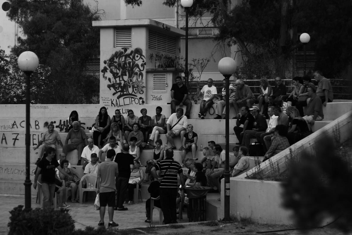 Solidarity Piraeus - General Meeting